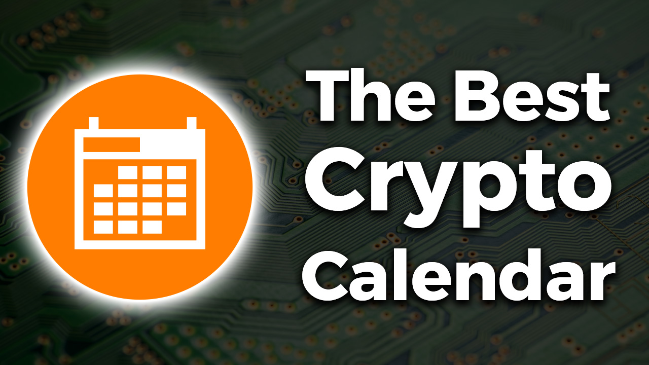 Event Calendar Crypto : Cryptocalendar coincado