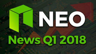 Photo of NEO Coin News for Q1 2018