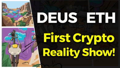 Photo of DEUS ETH – The First Crypto Reality Show