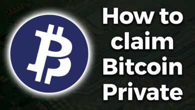 Photo of How to claim Bitcoin Private (BTCP)