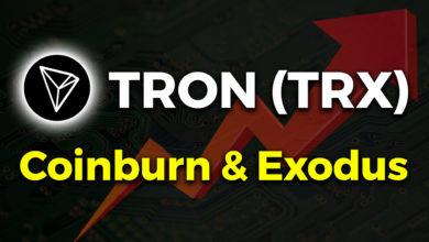 Photo of TRON (TRX) Coinburn & Exodus Explained