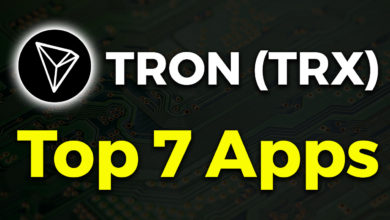 Photo of Top 7 Apps using Tron (TRX)