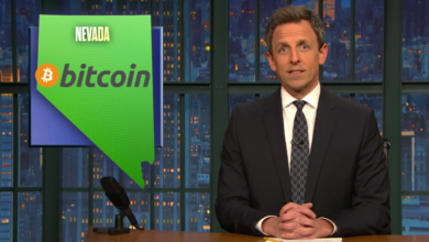 Photo of Bitcoin on TV – From 2016 to 2018