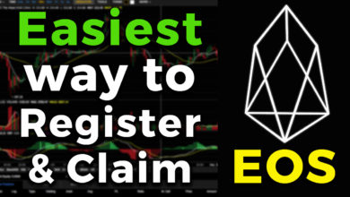 Photo of The Easiest way to Register & Claim your EOS MainNet Tokens