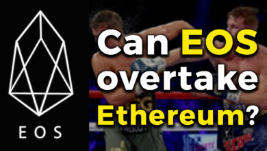 Photo of Can EOS overtake Ethereum?