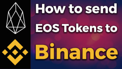 Photo of How to send EOS to Binance and other Exchanges