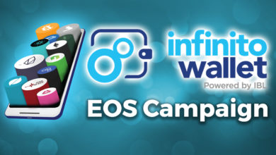 Photo of Infinito Wallet – Free EOS Account Registration