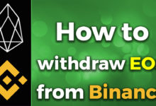 Photo of How to withdraw EOS from Binance