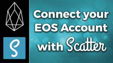 Photo of How to connect your EOS Account with Scatter