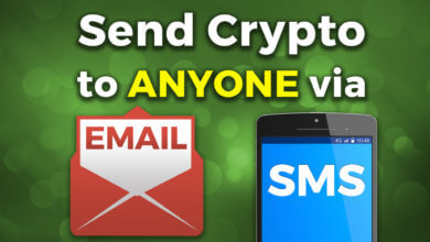 Photo of How to send Bitcoin via ✉️ Email or ???? SMS