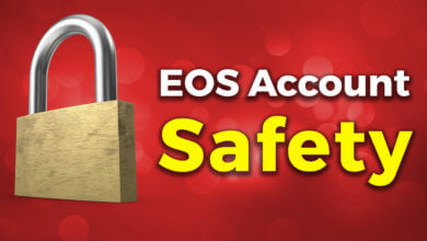 Photo of EOS Account Safety Tips