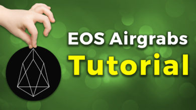 Photo of How to Airgrab EOS Tokens