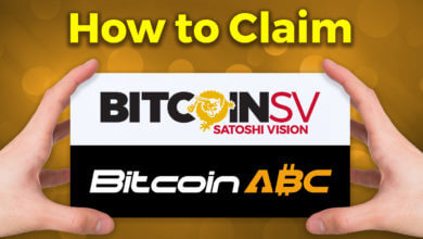 Photo of How to claim Bitcoin SV & Bitcoin ABC