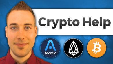 Photo of Crypto Help by Coincado